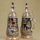 German beer stein Nutcracker
