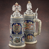 German Old Heritage beer stein
