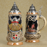 German stein Vikings